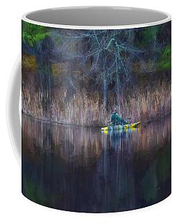 Spring Fishing Coffee Mug