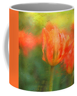Spring Fling Coffee Mug by Connie Handscomb