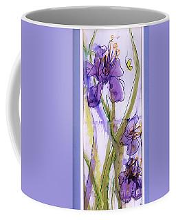 Spring Fling Coffee Mug by P J Lewis