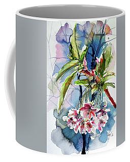 Spring Flower Coffee Mug by Kovacs Anna Brigitta