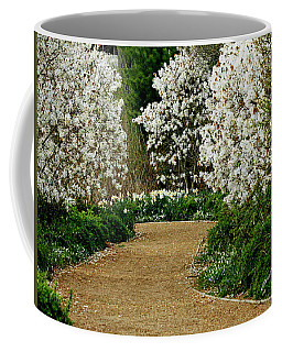Spring Flowering Trees Wall Art Coffee Mug