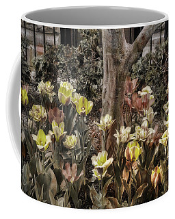 Coffee Mug featuring the photograph Spring Flowers by Joann Vitali