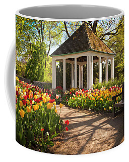 Spring Gazebo Coffee Mug