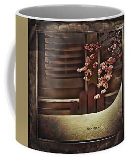 Spring - Geometry And Blooms Coffee Mug by Lenore Senior