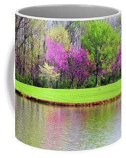 Spring Coffee Mug by Geraldine DeBoer