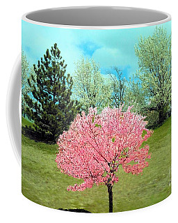 Spring Has Sprung And Winter's Done Coffee Mug