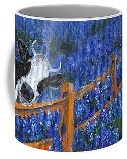 Coffee Mug featuring the painting Spring Has Sprung by Jamie Frier