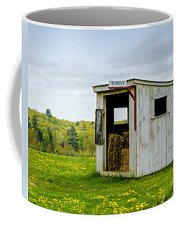 Spring Hay Coffee Mug