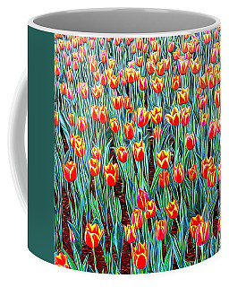 Spring In Holland Coffee Mug