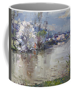 Spring In Hyde Park Coffee Mug