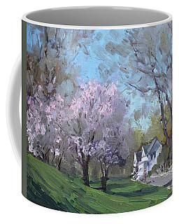 Spring In J C Saddington Park Coffee Mug