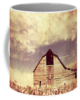 Coffee Mug featuring the photograph Spring In Kansas  by Julie Hamilton