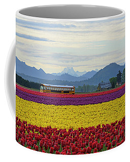 Spring In Skagit Valley Coffee Mug