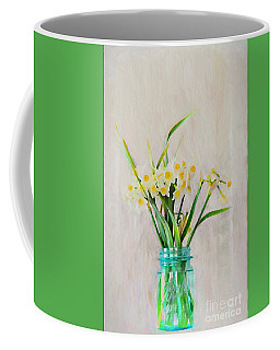 Coffee Mug featuring the photograph Spring In The Country by Benanne Stiens