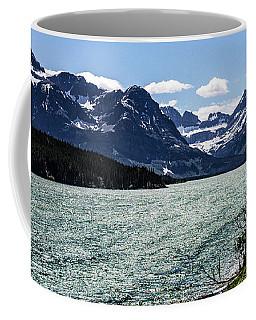 Many Glacier Coffee Mug