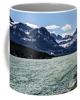 Many Glacier Coffee Mug