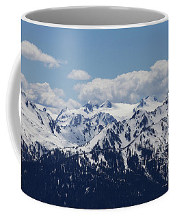 Spring In The Olympic Mountains Coffee Mug