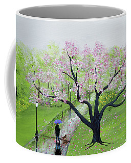 Spring In The Park Coffee Mug