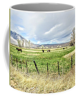 Spring In The Valley Coffee Mug