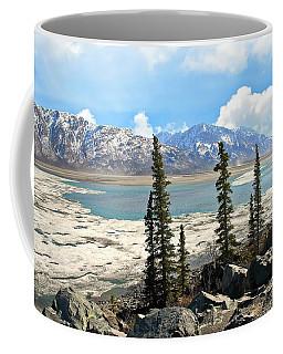 Spring In The Wrangell Mountains Coffee Mug