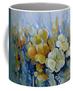 Spring Inflorescence Coffee Mug by Elena Oleniuc