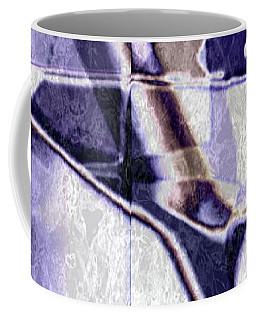 Spring Iris Coffee Mug by Tlynn Brentnall