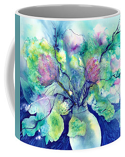 Spring Is In The Air - Flower Bouquet Coffee Mug