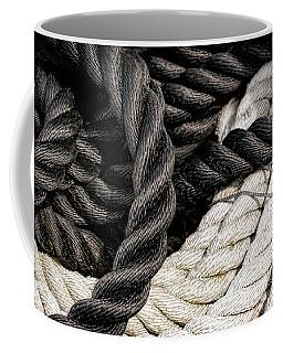 Spring Lines Coffee Mug