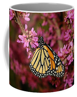 Spring Monarch Coffee Mug