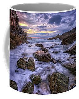 Spring Morn At Bald Head Cliff Coffee Mug by Rick Berk