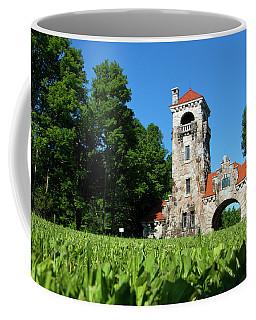 Spring Morning At Testimonial Gateway Coffee Mug