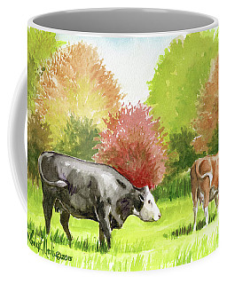 Spring Morning Graze Coffee Mug