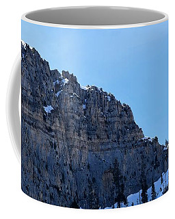 Spring Mountains Natural High Coffee Mug by John Glass