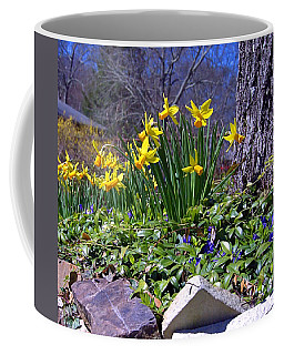 Spring Coffee Mug by  Newwwman