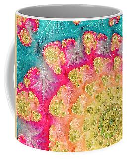 Coffee Mug featuring the digital art Spring On Parade by Bonnie Bruno