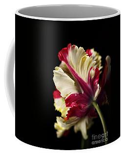 Spring Parrot Tulip Coffee Mug