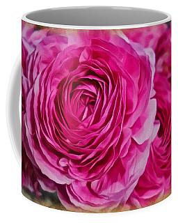 Spring Pink Roses Coffee Mug