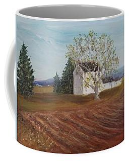 Spring Plowing Coffee Mug