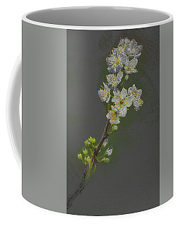 Spring Plum Blossoms Coffee Mug