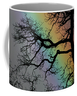 Spring Rainbow Coffee Mug by Cathie Douglas