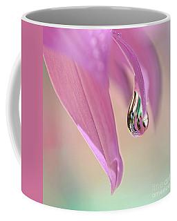 Spring Raindrop By Kaye Menner Coffee Mug by Kaye Menner