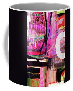 Spring Rhapsody- Art By Linda Woods Coffee Mug