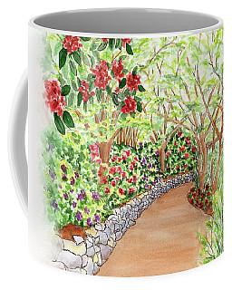 Spring Rhodies Coffee Mug