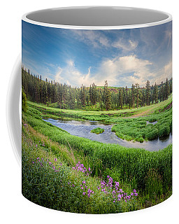 Spring River Valley Coffee Mug