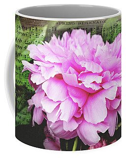 Coffee Mug featuring the photograph Spring Serenade  by Trina Ansel