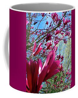 Spring Sky Coffee Mug