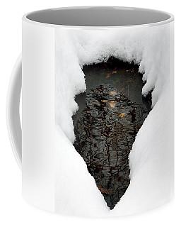 Spring Snow Coffee Mug