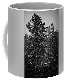 Spring Snowstorm Coffee Mug by Jason Coward