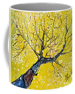 Spring Song Coffee Mug by Evelina Popilian