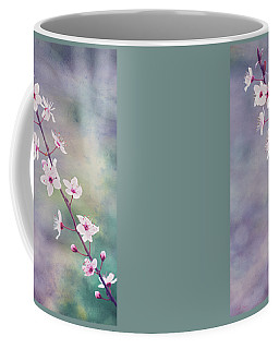 Coffee Mug featuring the photograph Spring Splendor by Linda Lees